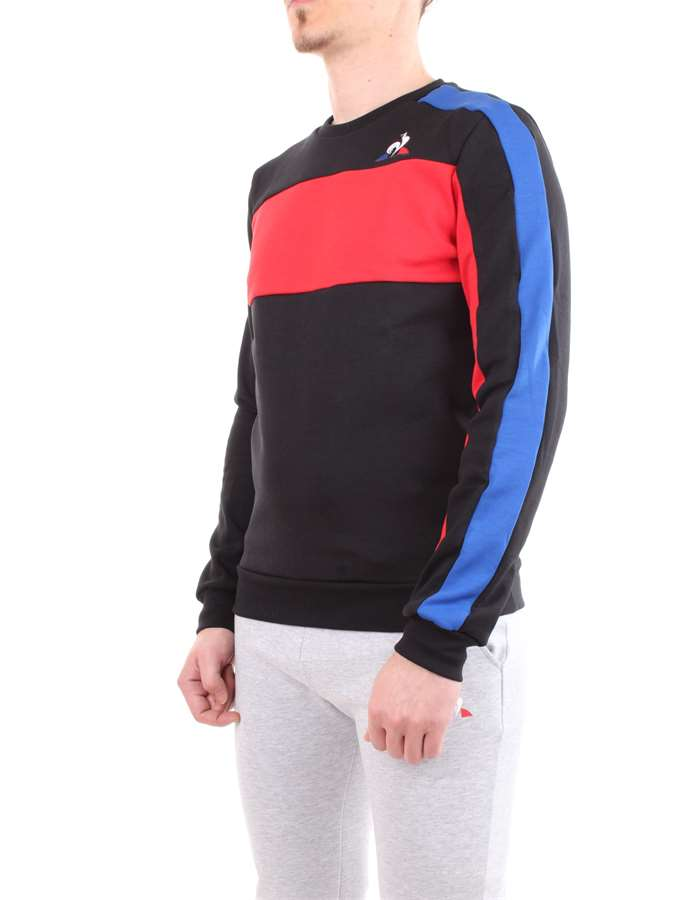 Le Coq Sportif Sweat Black